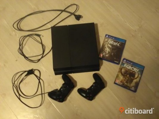 Playstation 4 500gb Hedemora Sälj