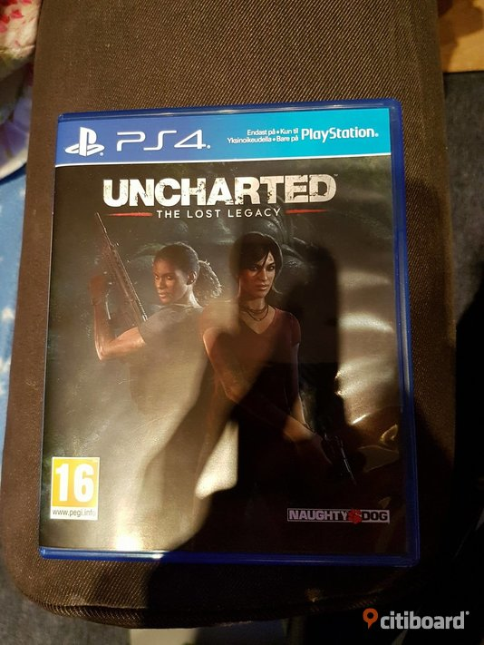 Uncharted: The Lost Legacy Borås / Mark / Bollebygd