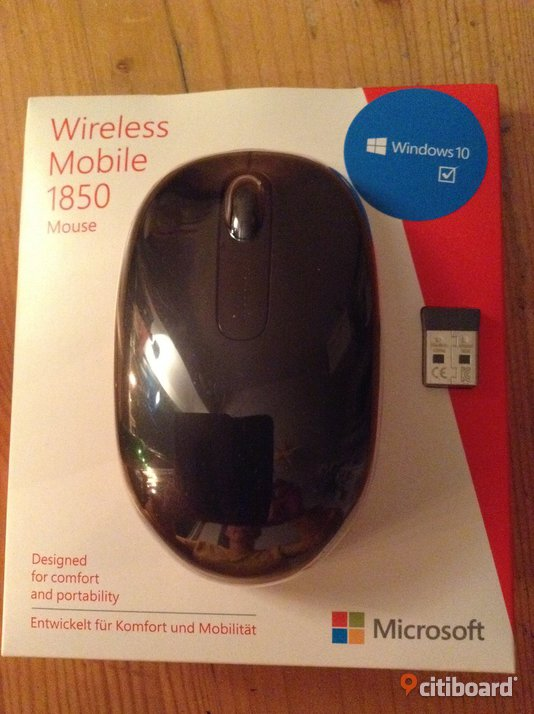 Wireless Mobile Mouse 1850 Stockholm