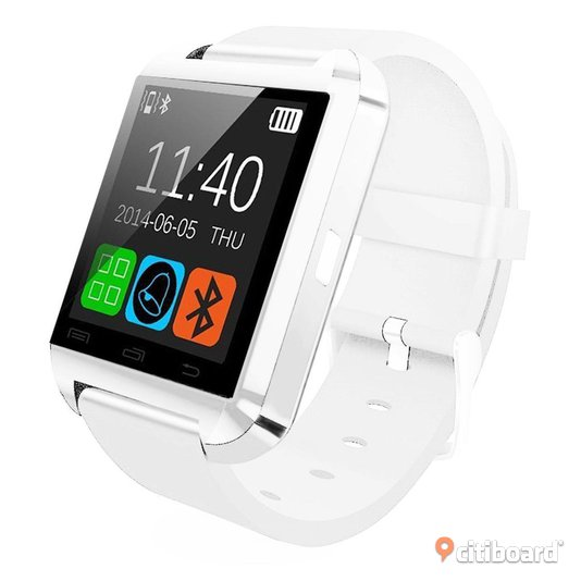 Bluetooth Smart armbandsur Phone  för iOS Android iPhone Samsung HTC LG Övrigt Halland Halmstad