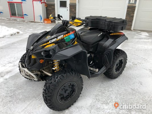 2009 Can Am Renegade X 800R Fordon Täby
