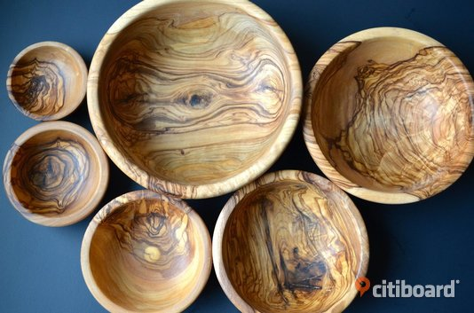 Olive Wood  product Antikt & Konst Solna