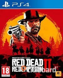 Red dead redemption 2 Umeå