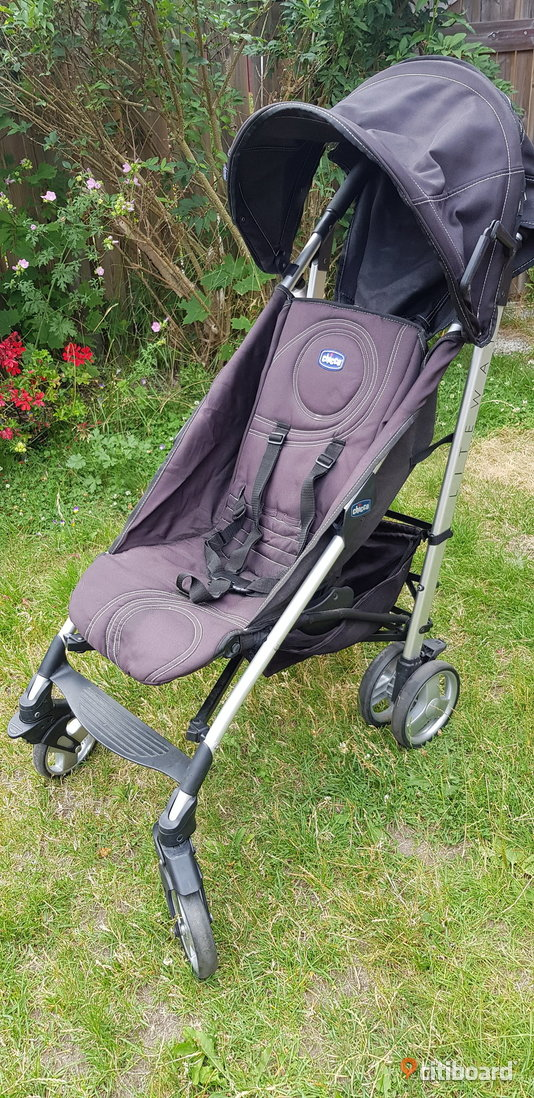 Paraplyvagn/Sulky Chicco Liteway Haninge