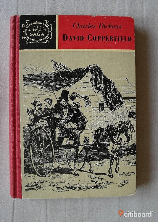 "Dickens ""David Copperfield"" Stockholm"