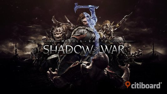 Middle Earth - Shadow of War Kalmar