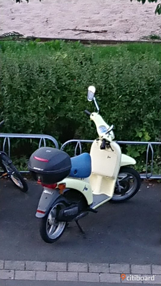 Tandstift till eu moped