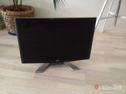 """Acer P243W 24"""" LCD Monitor"""