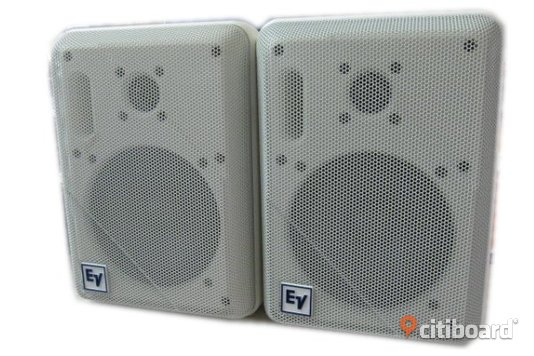 Electro Voice S40 speakerset 160watt Järfälla