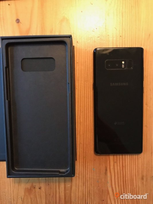 Samsung galaxy Note 8 64gb  Motala Sälj