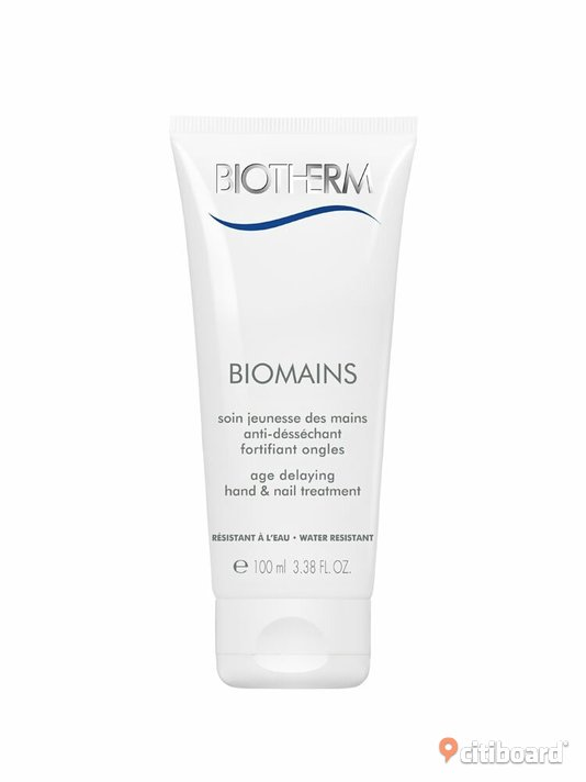 BIOTHERM BIOMAINS AGE DELAYING HAND & NAIL TREATMENT   Landskrona