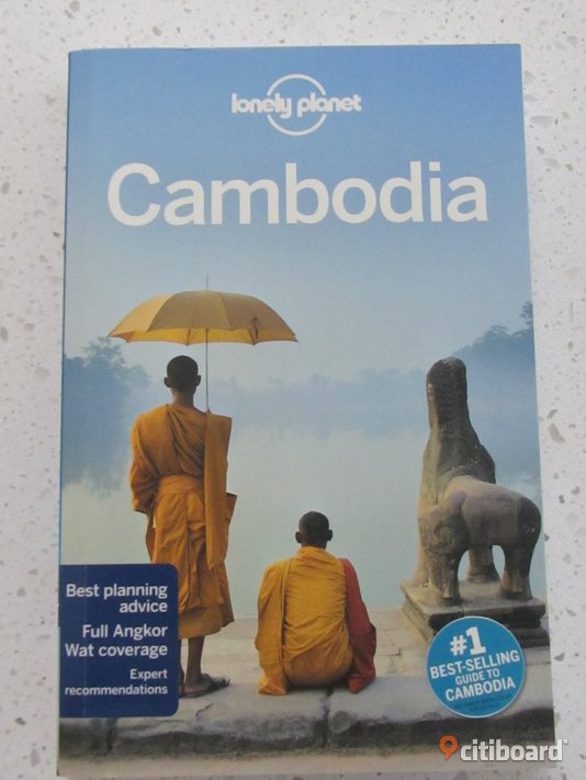 Cambodia lonely planet Varberg