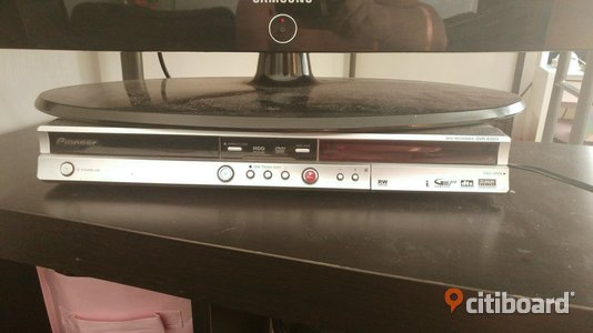 Pioneer recorder dvr 630 h 160gb