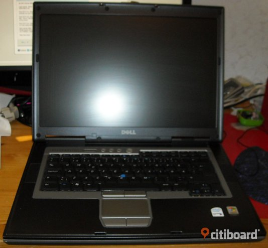Dell Latitude D820 med seriell port och XP