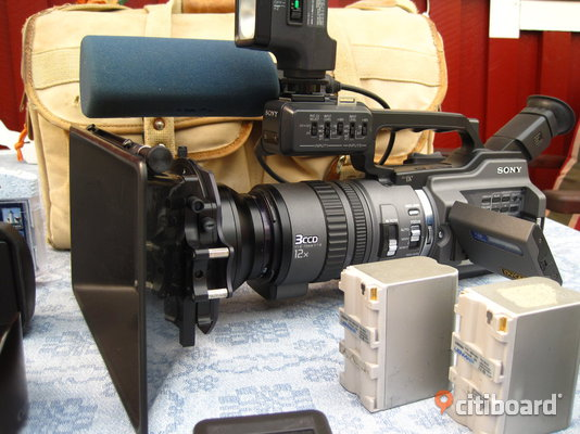 SONY DSR PD 150 BROADCAST KIT
