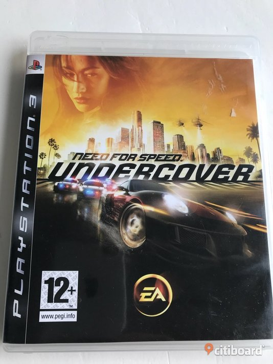 Ps3 spel (Need for speed)