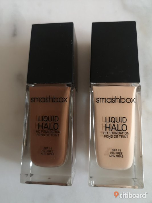 Smashbox Foundation Nr 1 och Nr 10 Borås / Mark / Bollebygd