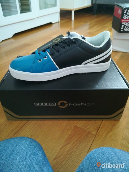 Sparco sneakers 41-42 Norrköping