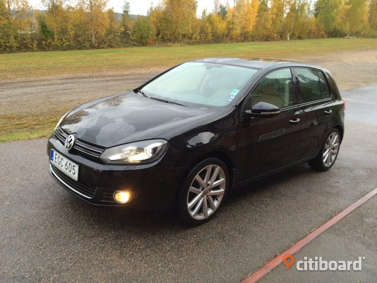 VW Golf VI 4Motion TDI  FULL EXTRA