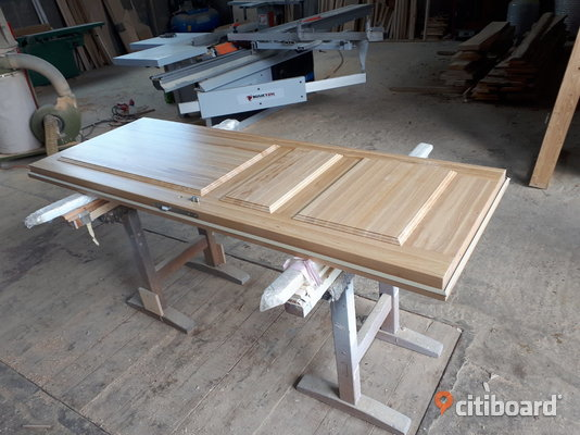 We offer the production of all types of wood parts products. We produce wooden parts in our factory Blekinge Karlshamn