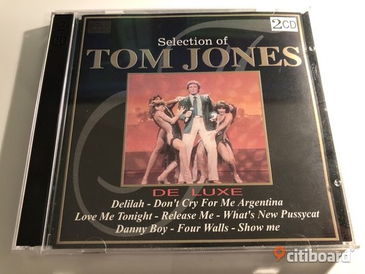 Tom Jones - Selection Of Göteborg