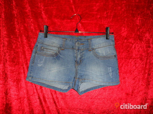 Shorts, Only, w26 Midja 25-26 tum Jeans Stockholm