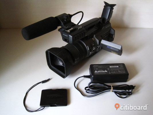 SONY DSR PD 150 DVCAM Digital Camcorder Filipstad
