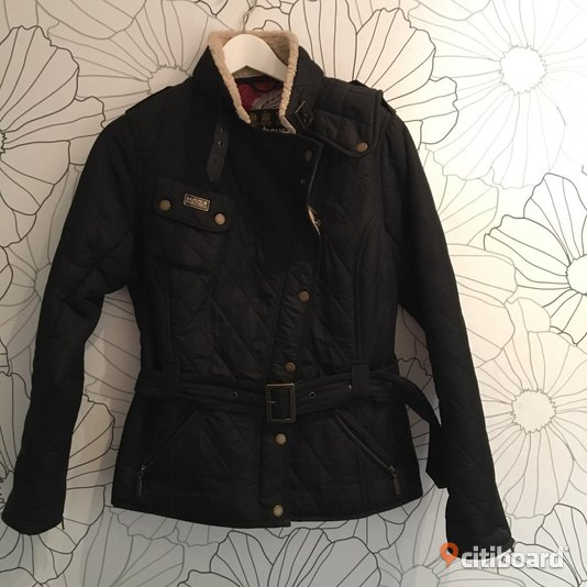 Matlock quilted jacket barbour (Äkta)