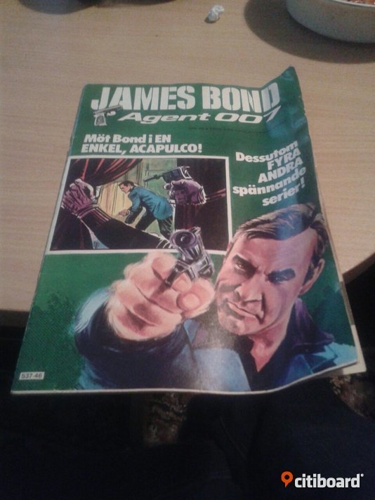 james bond,john carter Norrköping