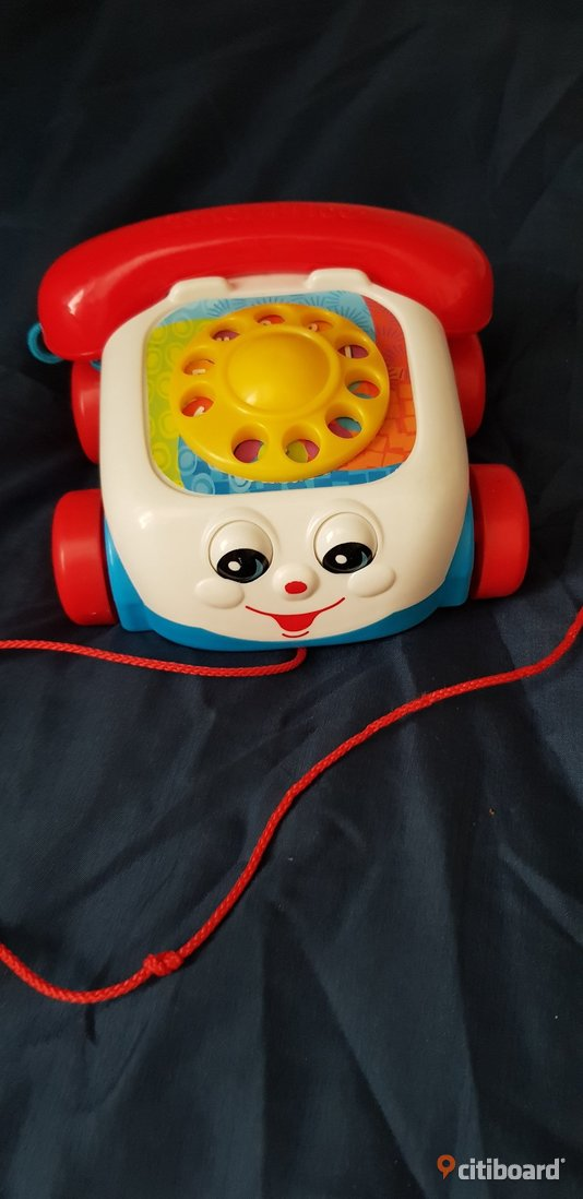 Fisher Price telefon Karlstad
