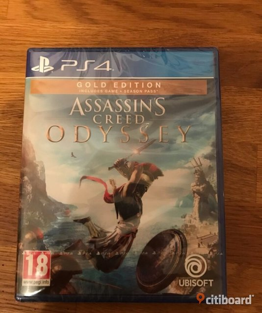 ASSASSINS CREED ODYSSEY PS4 Norberg