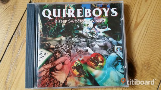 CD - Quireboys Stockholm