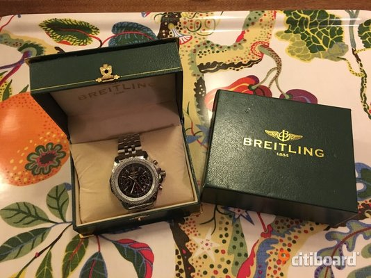 Breitling for Bentley  Stockholm
