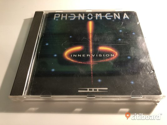 CD - Phenomena - Innervision Göteborg
