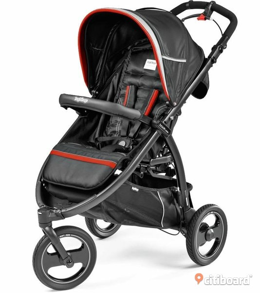 PEG-PEREGO BOOK CROSS ALL TERRAIN STROLLER Gnosjö
