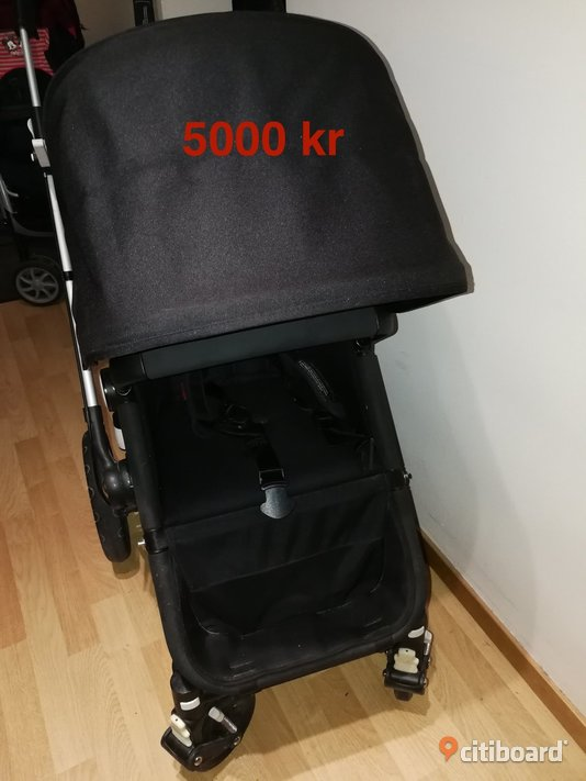 Bugaboo cameleon 3 with extras Uppsala