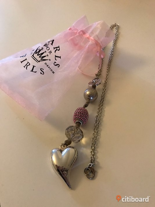 pearls for girl halsband