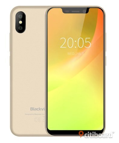 "Blackview A30 Smartphone 5.5"" Android 8.1 Halmstad"