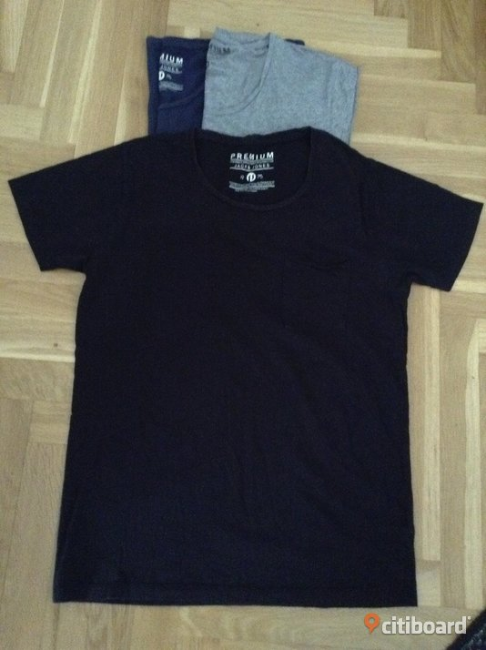 T-shirts Jack & Jones strl M 48-50 (M) Borås / Mark / Bollebygd