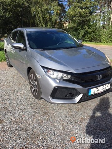 Honda Civic 2017 1.0 Comfort Turbo