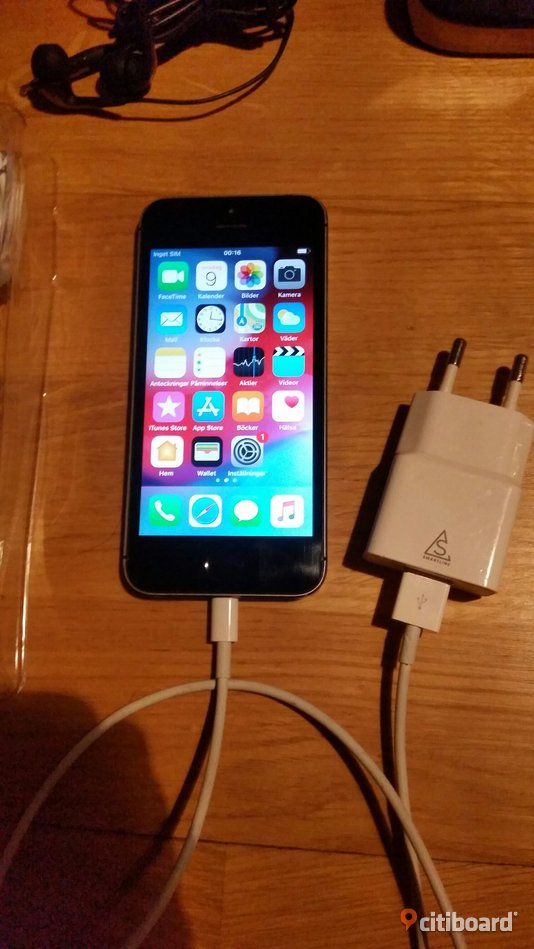 Olåst IPhone 5s A1457 64GB  Vellinge