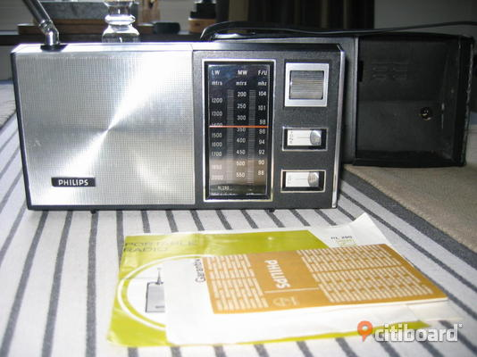 Transistorradio Philips RL290