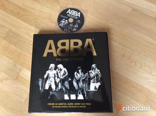 ABBA   THE PHOTO  BOOK.