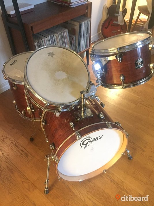 Gretsch catalina club jazz trumset  Borås / Mark / Bollebygd