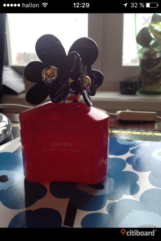 Marc Jacobs Daisy POP ART Edition 100 ml EDP Mode Malmö