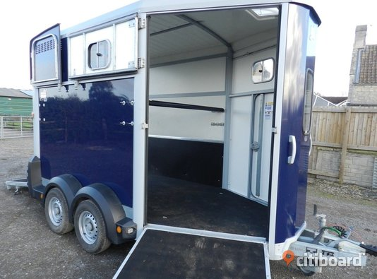 2015 Ifor Williams HB511 Horse Box Trailer Fritid & Hobby Stockholm