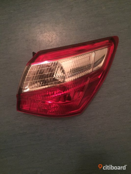 Nissan Genuine Tail Light Qashqai