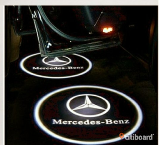 Mercedes 2x door lights Stockholm Botkyrka