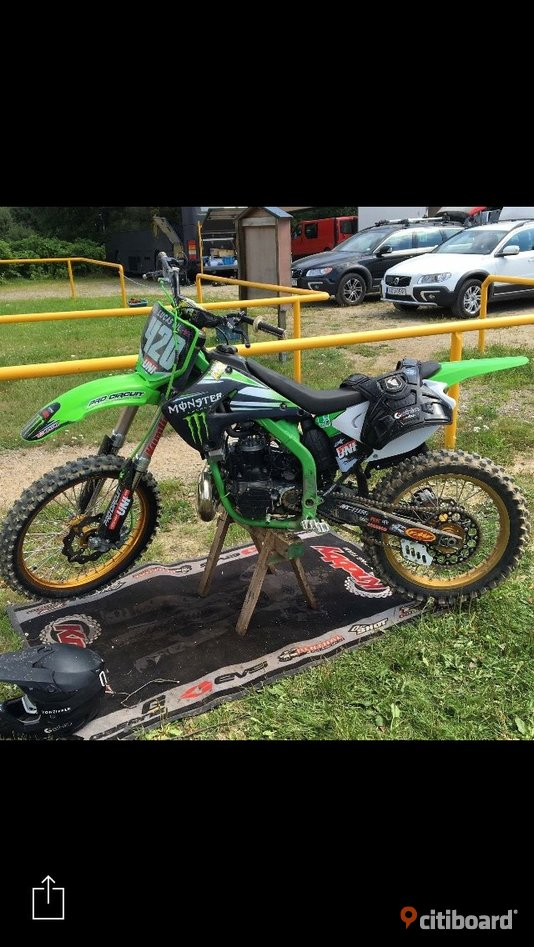 Superfin kx250 -05 trimmad  Ronneby