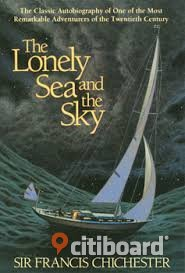 Th lonely sea and the sky-Francis Chichester Stockholm